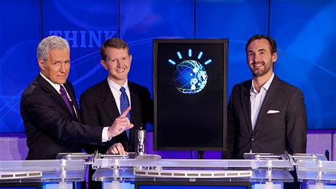 """Computer """"Watson"""" siegt bei """"Jeopardy"""" gegen Mitspieler"""