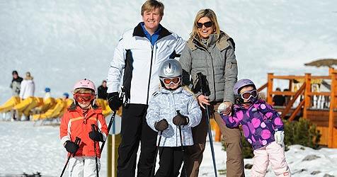 Holländische Königsfamilie urlaubt am Arlberg (Bild: APA/Stiplovsek Dietmar)