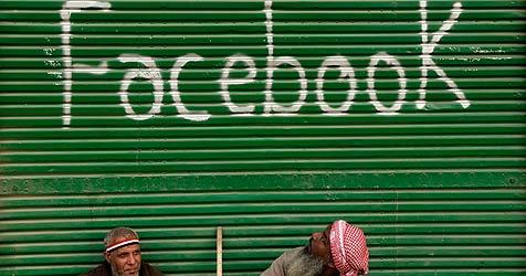 "Ägypter nennt seine Tochter aus Dank ""Facebook"" (Bild: EPA)"