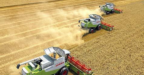Dürre macht Bauern im Land ob der Enns zu schaffen (Bild: EPA)