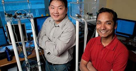 Wissenschaftler verdoppeln WLAN-Geschwindigkeit (Bild: Stanford)