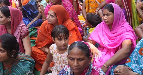 Inder hat 39 Ehefrauen und 94 Kinder (Bild: EPA)