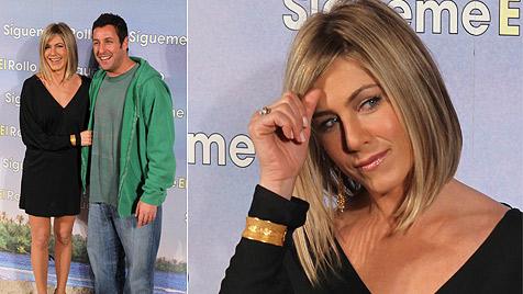 Jennifer Aniston überrascht mit neuer Frisur