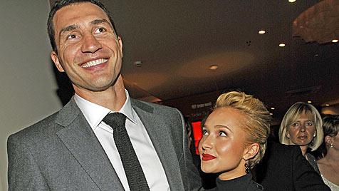 Wladimir Klitschko machte Kniefall vor Hayden Panettiere