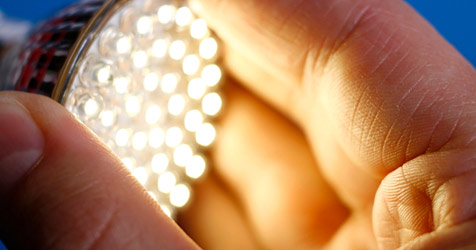 LEDs schneiden im Lampenvergleich am besten ab (Bild: © 2011 Photos.com, a division of Getty Images)