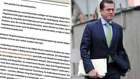 30.000 Akademiker fordern Guttenbergs Rücktritt