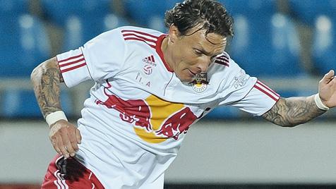 Muskelfaserriss: RB Salzburg verliert auch noch Bodnar (Bild: APA/ANDREAS PESSENLEHNER)