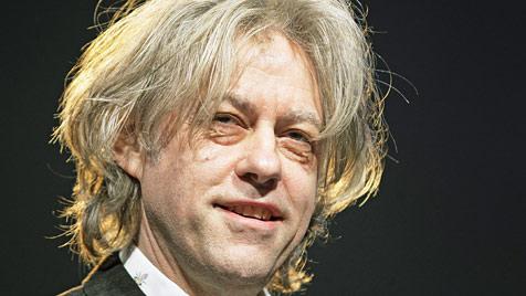 Auch Musiker Bob Geldof zu Gast am Opernball