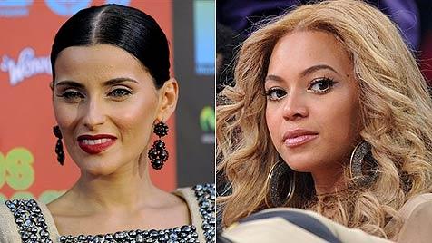 Furtado spendet Gadafi-Million - was macht Beyoncé?