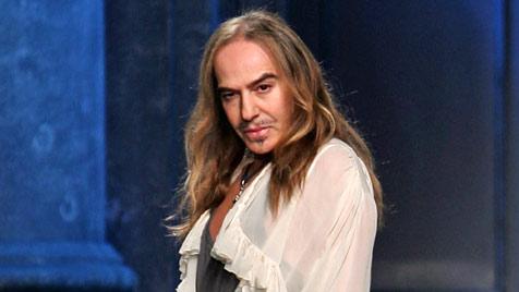 Gefeuert: Dior wirft Galliano nach Pöbeleien raus