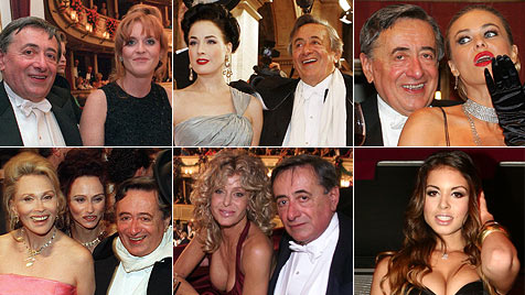 Lugners Opernball-Gäste: Wer sorgte für Skandale? (Bild: APA, AP, AFP, EPA)