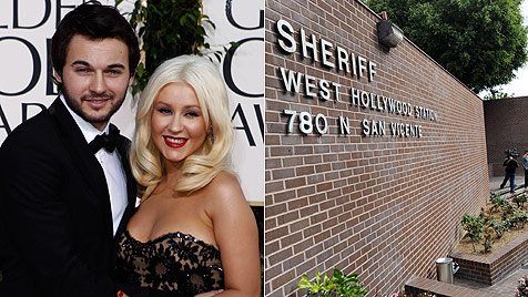 Christina Aguilera wegen Trunkenheit verhaftet