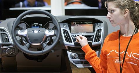 Ford setzt in neuen Focus-Modellen auf Sprachsteuerung (Bild: EPA)