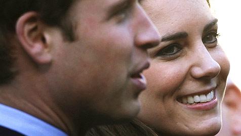 """So feiern Kate und William ihre """"Bachelor""""-Partys"""