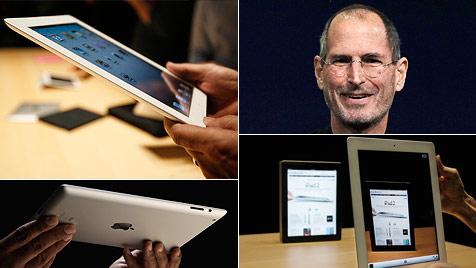 iPad 2 kommt am 25. März nach Österreich (Bild: EPA, AFP, AP)
