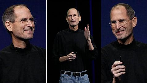 Apple-Chef Steve Jobs verteidigt iPhone-Ortung