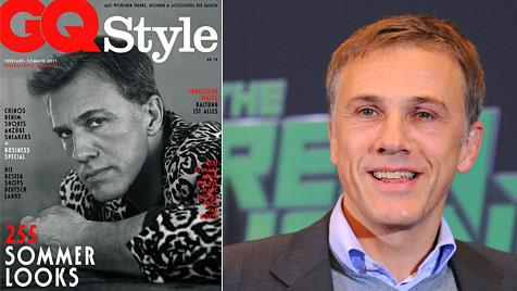 """Christoph Waltz bevorzugt """"Sie"""" und ist gern """"anders"""" (Bild: GQ Style, EPA)"""
