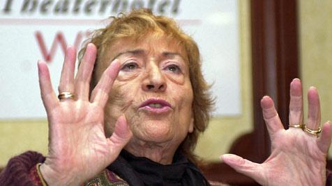 Französische Stars nehmen von Annie Girardot Abschied