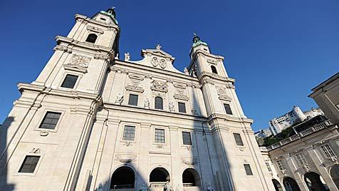 """Erzdiözese Salzburg hofft, """"dass sich jemand meldet"""" (Bild: APA/BARBARA GINDL)"""