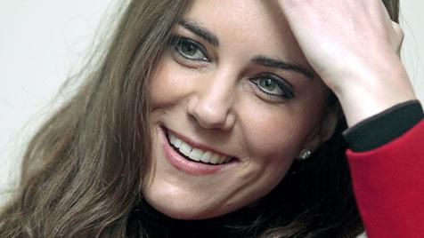 Heiratet Kate in einem Brautkleid von Sarah Burton?