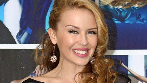 Kylie Minogue bricht im TV-Interview in Tränen aus
