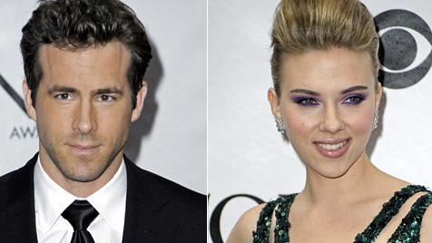 Scarlett und Ryan wieder verliebt - nur  nicht ineinander
