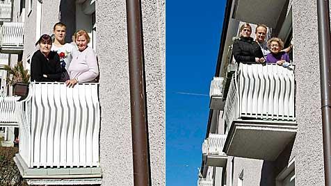 Statt Sanierung nun Mega-Baustelle in Salzburg-Lehen (Bild: Markus Tschepp)