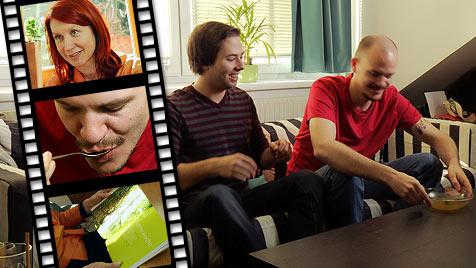 Heilfasten ist alles andere als eine Di�t zum Abnehmen (Bild: krone.tv)