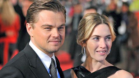 """Kate Winslet: """"Weiß nicht, was ich ohne Leo getan hätte"""""""