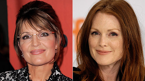 Julianne Moore spielt Sarah Palin in US-Fernsehfilm
