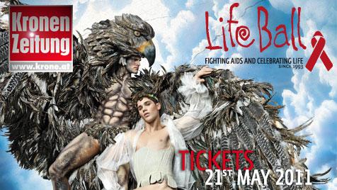 Life Ball-Tickets: Keine Registrierung mehr möglich (Bild: Life Ball 2011)