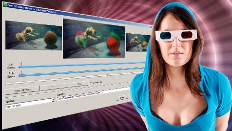 Lebendige Fotos und Videos: Tool verwandelt 2D in 3D (Bild: © 2011 Photos.com, a division of Getty Images)