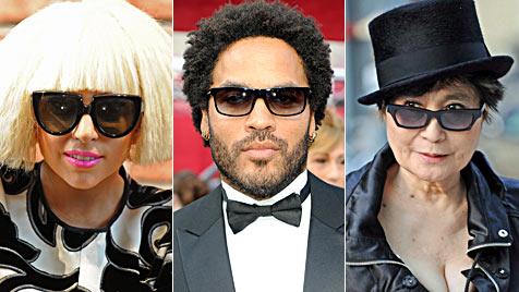 Gaga, Lenny und Yoko: Stars zeigen Mitgefühl für Japan