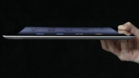 Gelbe Flecken am Display suchen auch iPad 2 heim