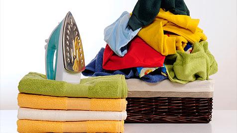 Wie du beim Bügeln schneller bist (Bild: © 2011 Photos.com, a division of Getty Images)