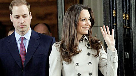 William und Kate wollen Spenden statt Geschenke