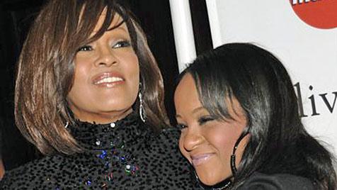 Whitney Houston will ihre Tochter auf Entzug schicken (Bild: AP)