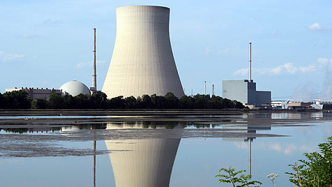 Zwentendorf-Ersatzteile in Reaktor Isar 1 (Bild: APA/DPA/ARMIN WEIGEL)