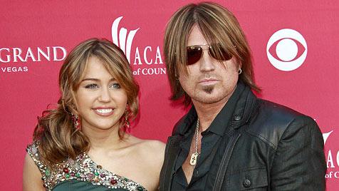 """Miley Cyrus"""" Vater will sich doch nicht scheiden lassen"""