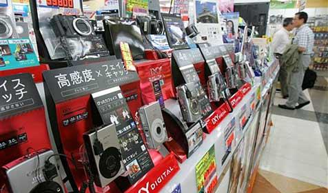 Kamerahersteller in Japan kämpfen mit Stromausfällen