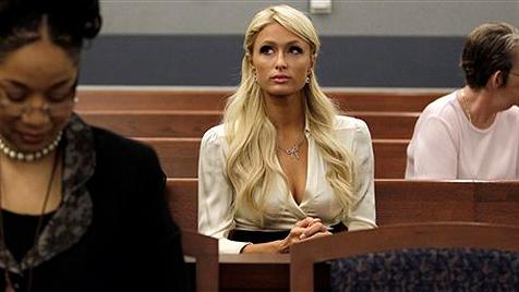 Paris Hiltons Strafverfolger unter Drogenverdacht