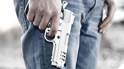 16-Jähriger schießt sich mit Pistole des Vaters in die Brust (Bild: Andreas Graf)