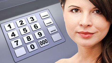 Foto soll künftig Passwörter bei Chipkarten ersetzen (Bild: © 2011 Photos.com, a division of Getty Images)