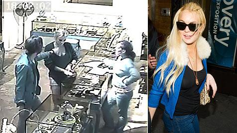 "Lohan lehnt ""Plea Deal"" ab - glaubt fest an Freispruch"