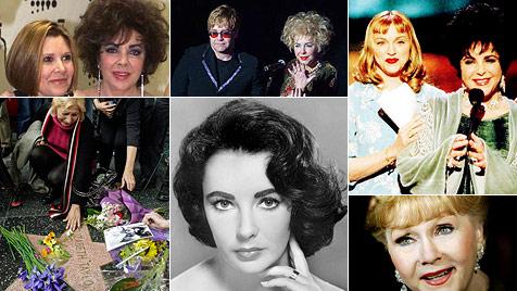 Madonna, Elton John und Reynolds trauern um Taylor (Bild: AP, EPA, Mgm/Bert Reisfeld)