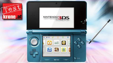 Nintendo 3DS: Das kann die mobile 3D-Spaßmaschine