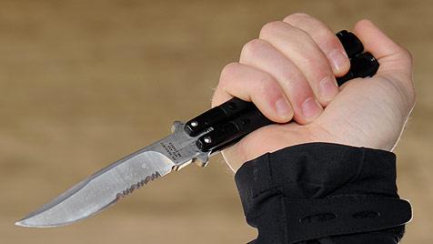 """24-Jähriger rammt """"Freund"""" Messer in den Hals (Bild: Andreas Graf)"""