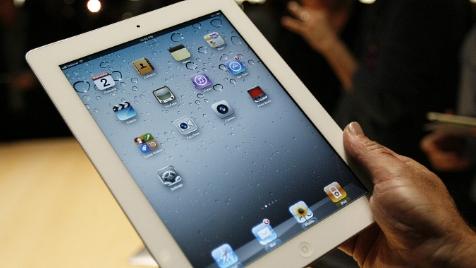 Apple droht in Deutschland und China iPad-Verbot (Bild: EPA)