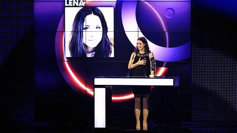 """Plapper-Lena nervt Zuschauer der """"Echo""""-Verleihung"""