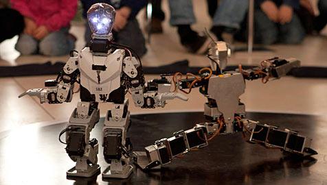 Dritter Platz für Österreich bei RobotChallenge (Bild: Robotchallenge.org)
